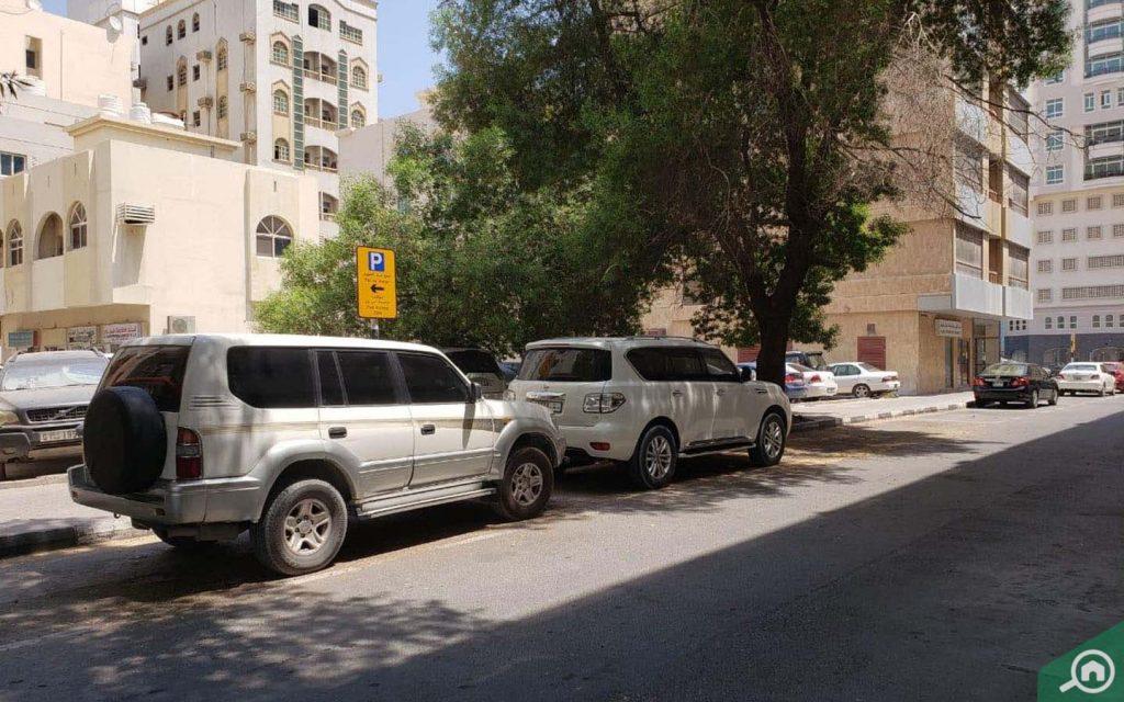 parking in al nabba