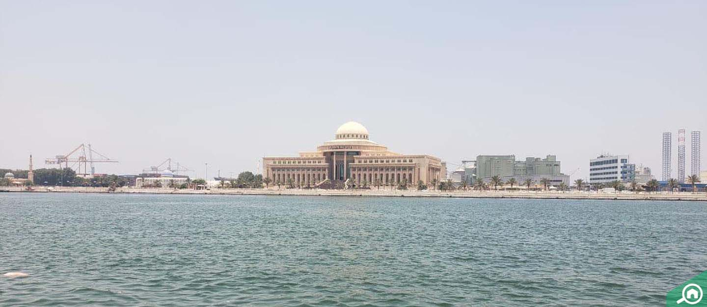 Al Nabba, Sharjah