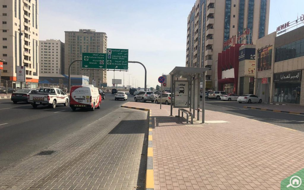 Al Nuaimiya Bus Station
