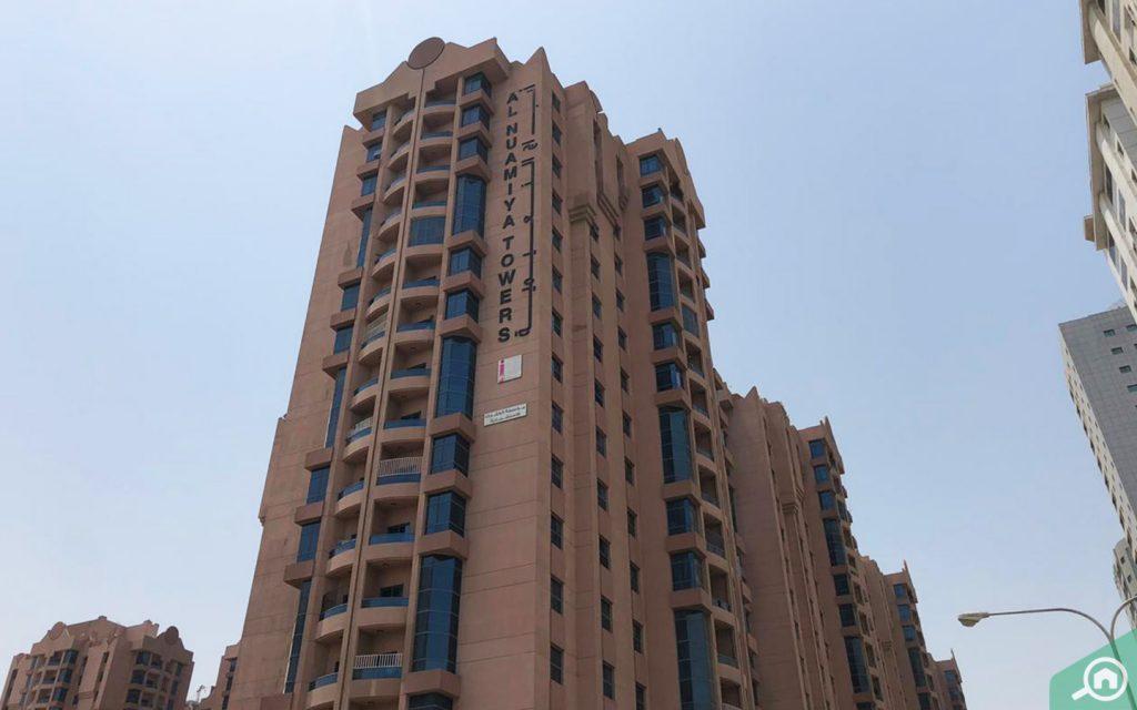Al Nuaimiya Towers