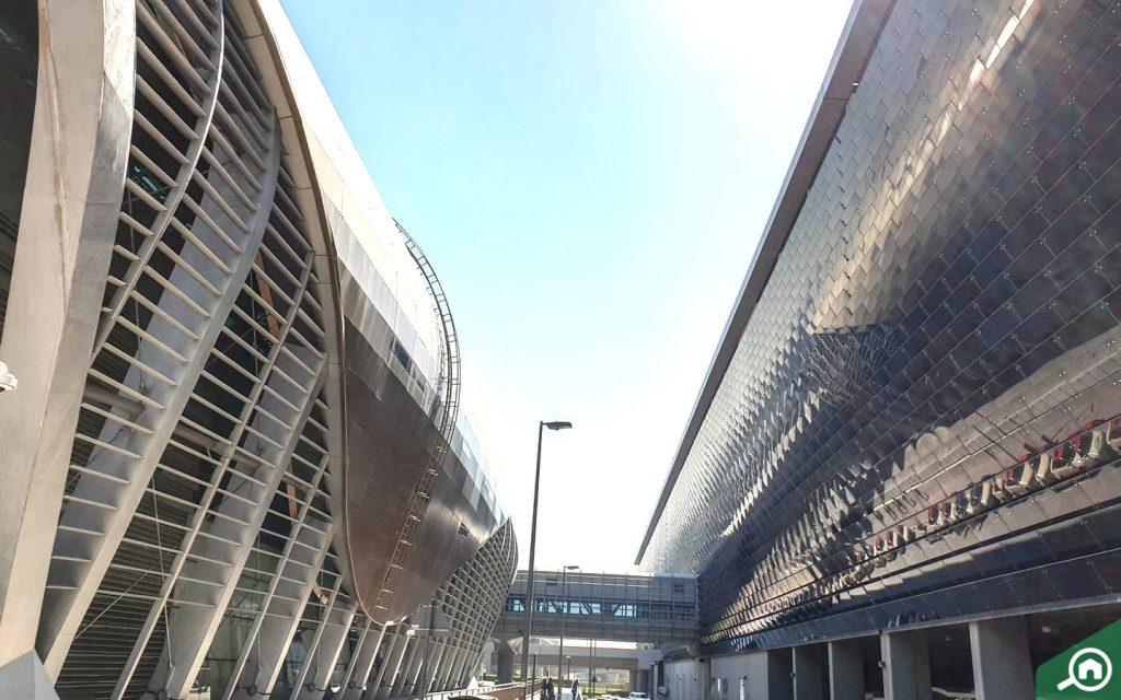 محطة مترو الراشدية