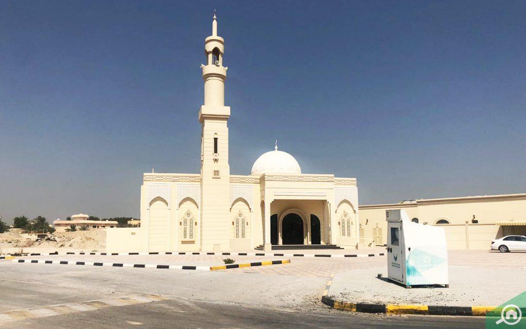 mosque in Al Ramtha