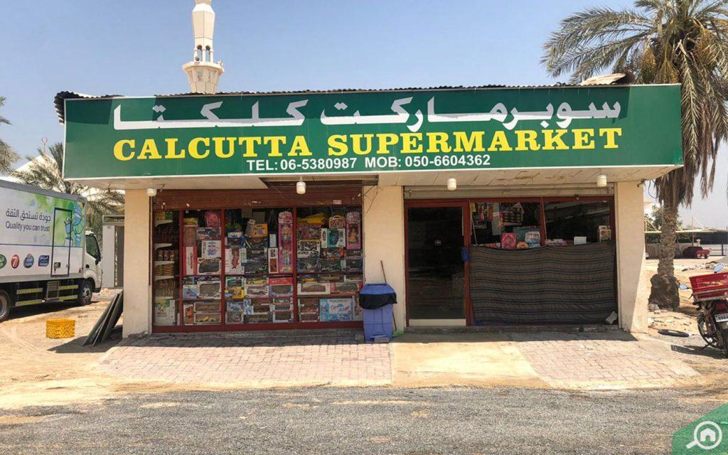 Calcutta Supermarket