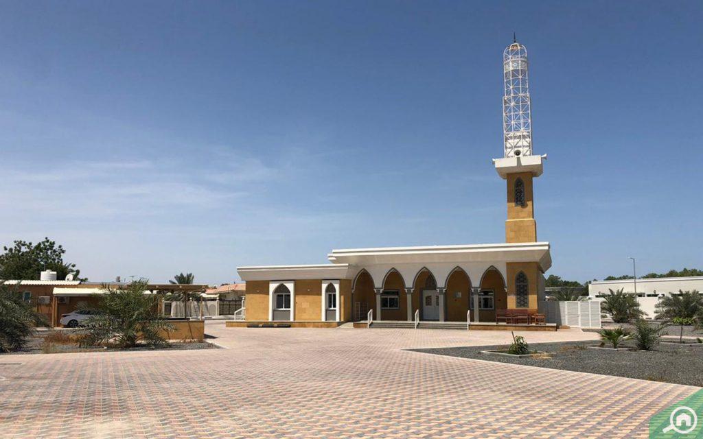 community mosque in Al Darari