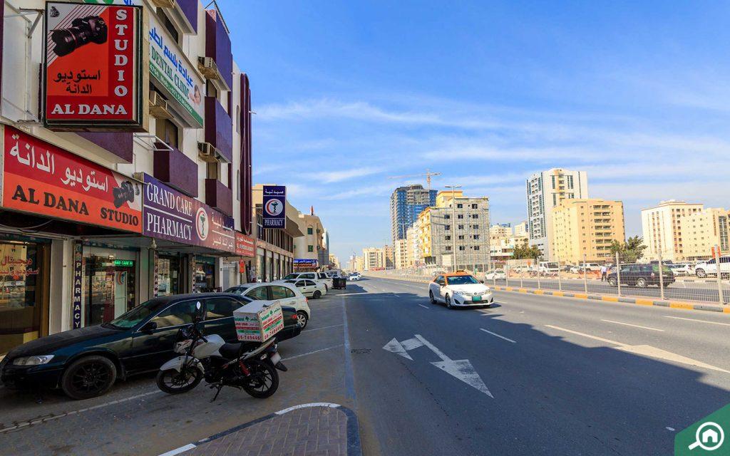 Street View Al Nuaimiya
