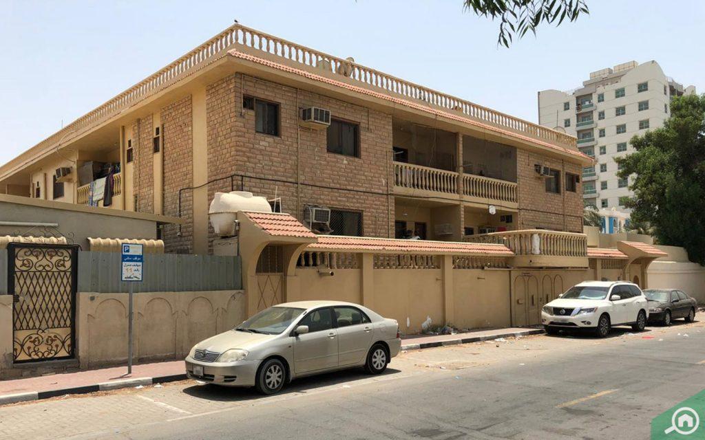 Villas in Al Nuaimiya