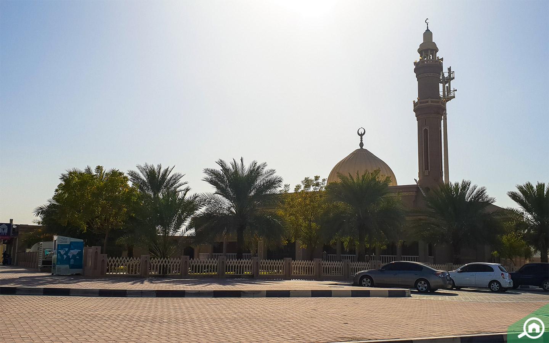 مسجد في المنطقة