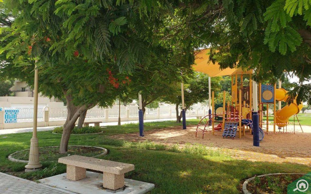 حديقة الفلج