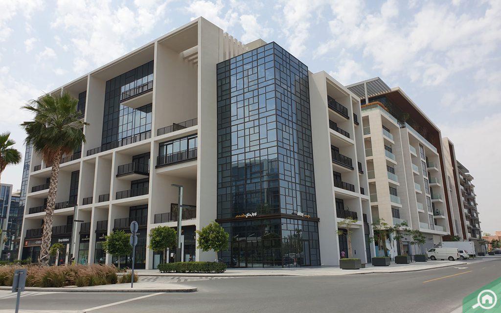 Building 12 City Walk Dubai