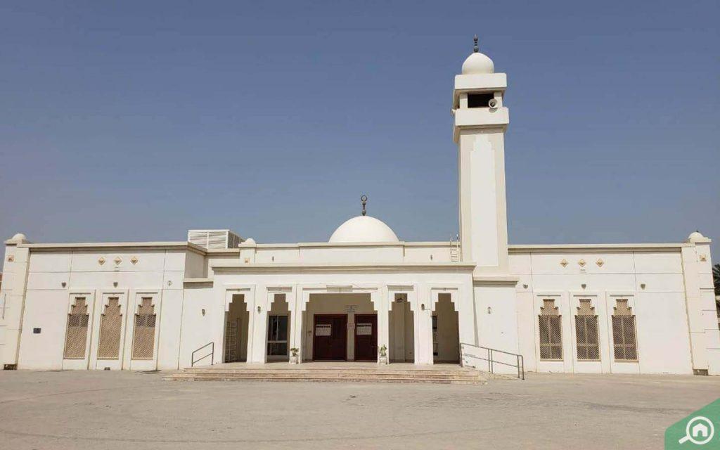 مسجد إبراهيم بن الحارث