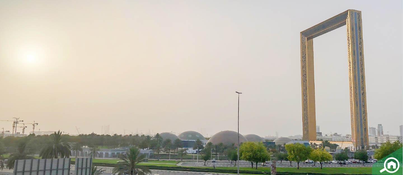 Al Jaddaf Area Guide