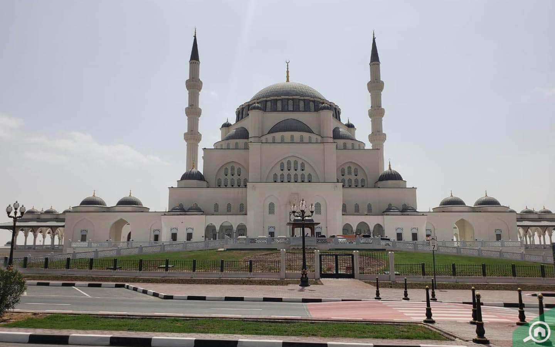 مسجد الشارقة
