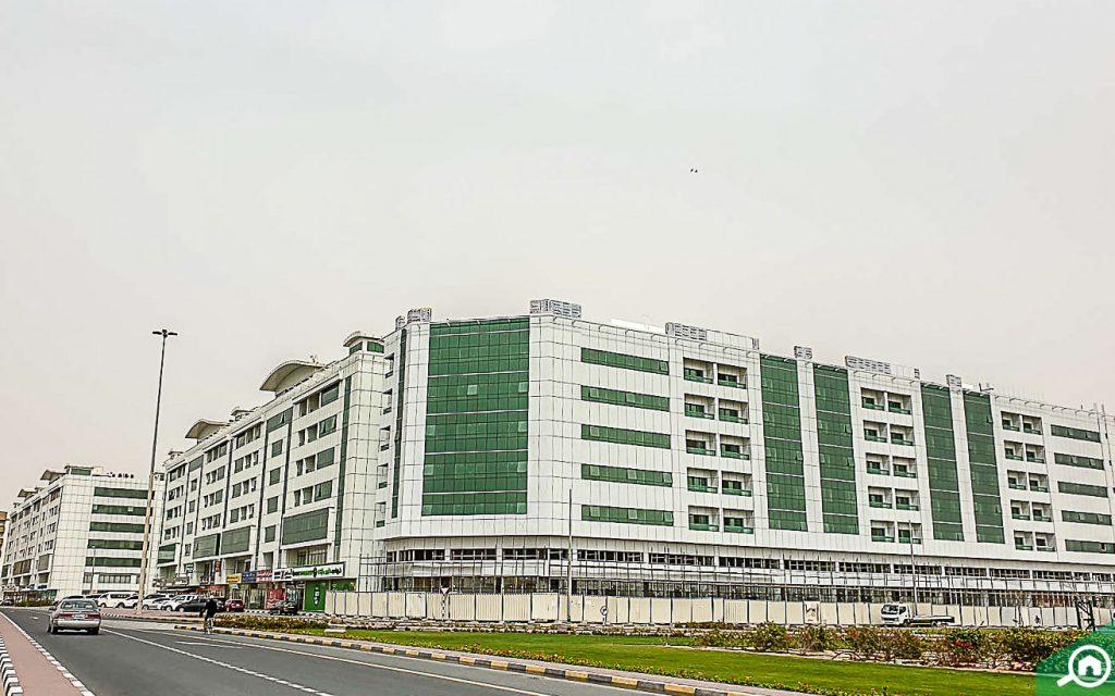مبنى سكني