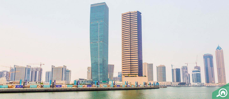 Jaddaf Waterfront, Al Jaddaf