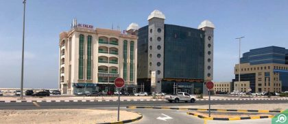 شارع الملك فيصل أم القيوين