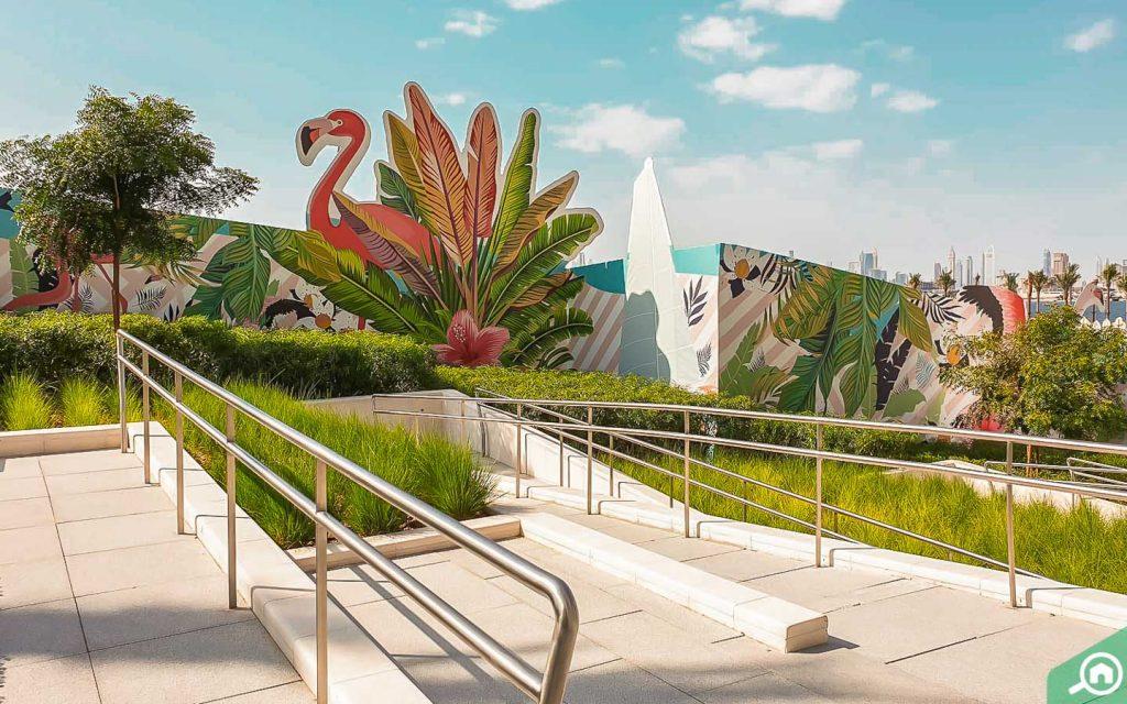 حدائق ذا لاجونز