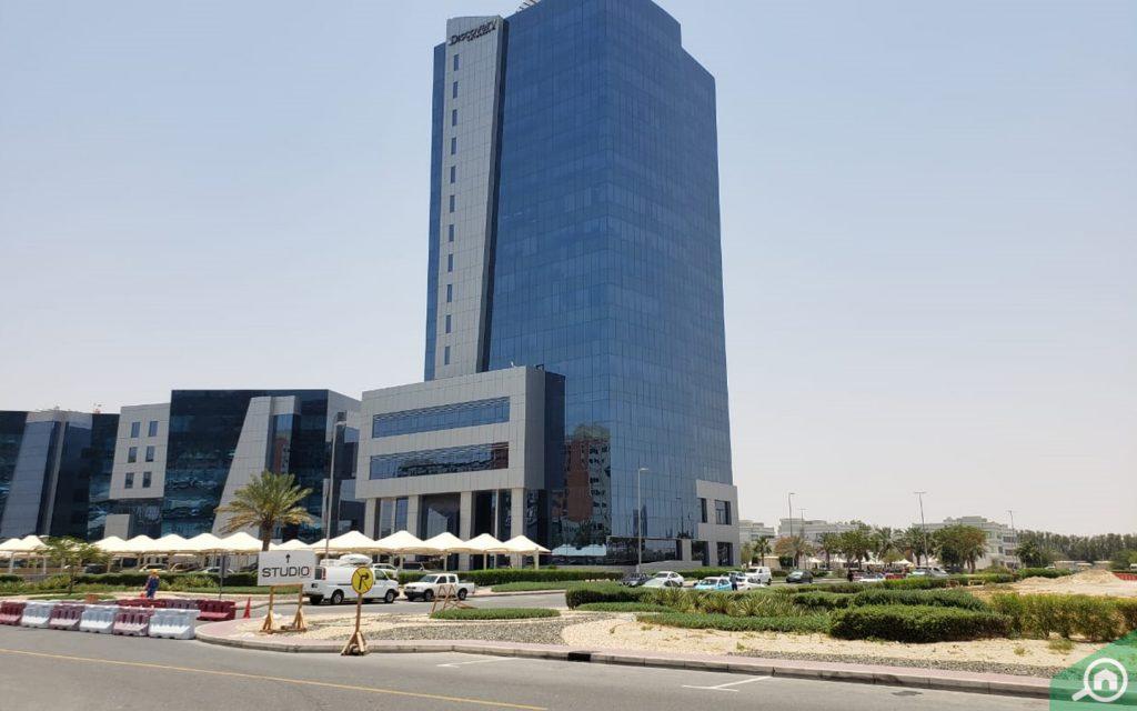 برج شبكة ديسكفري