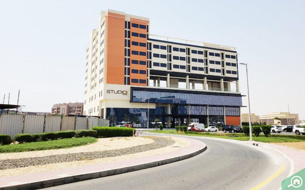 فندق استوديو وان دبي