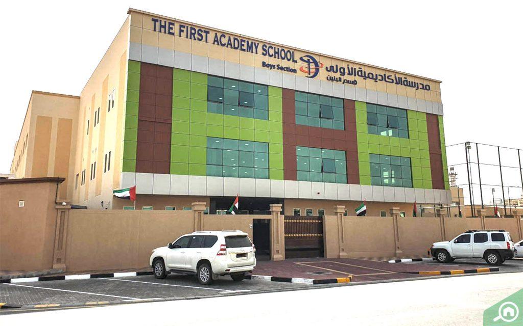 مدرسة الأكاديمية الأولى