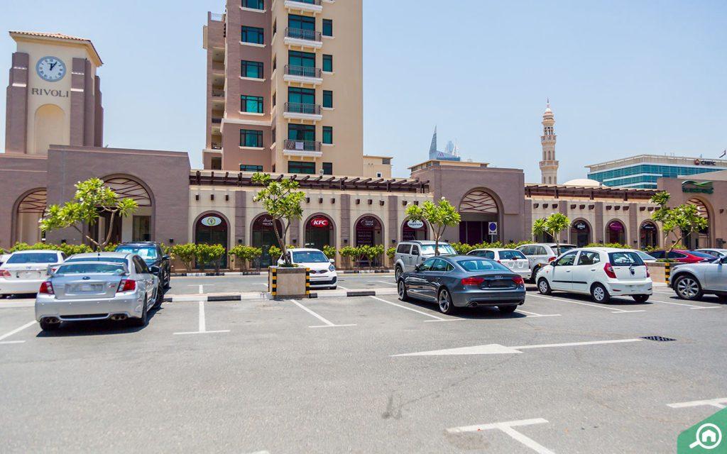 مئذنة المسجد