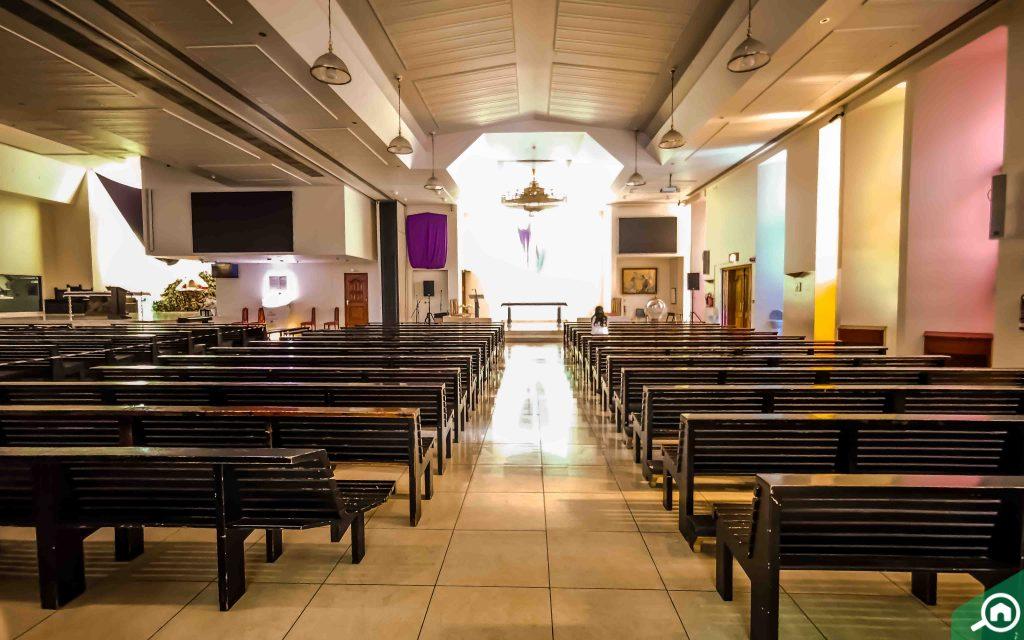 كنيسة القديسة مريم