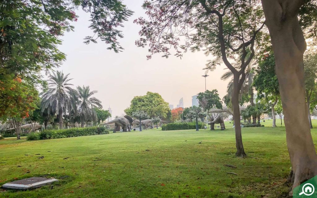 حديقة زعبيل