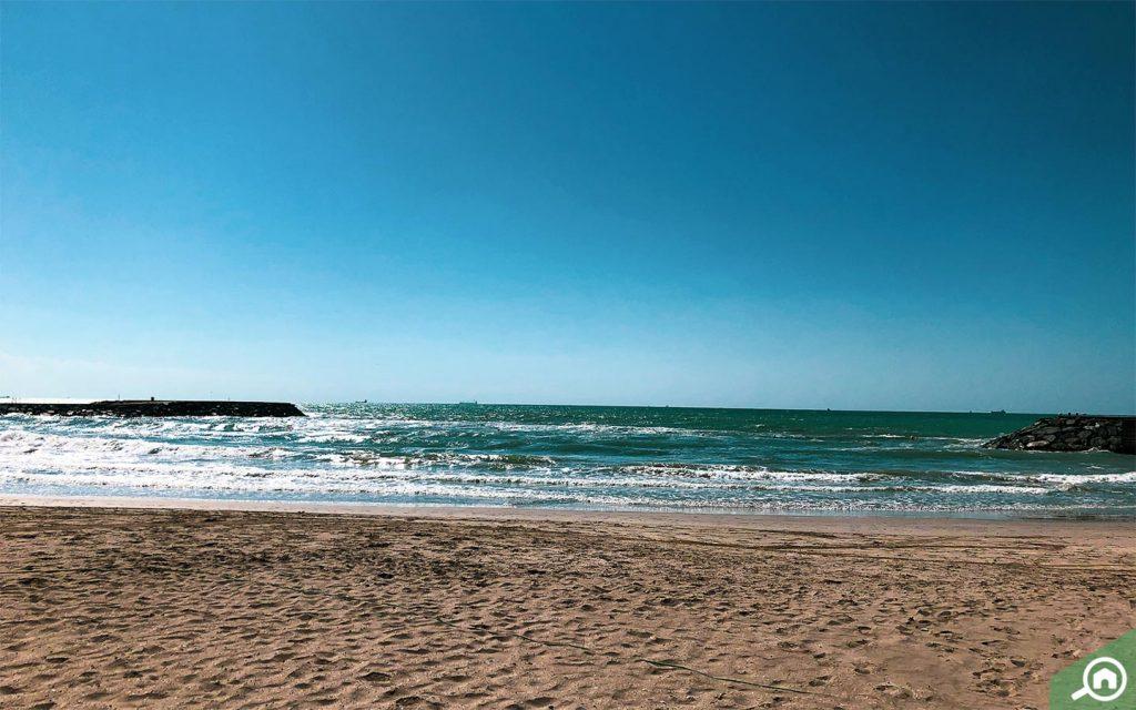 شاطئ عجمان