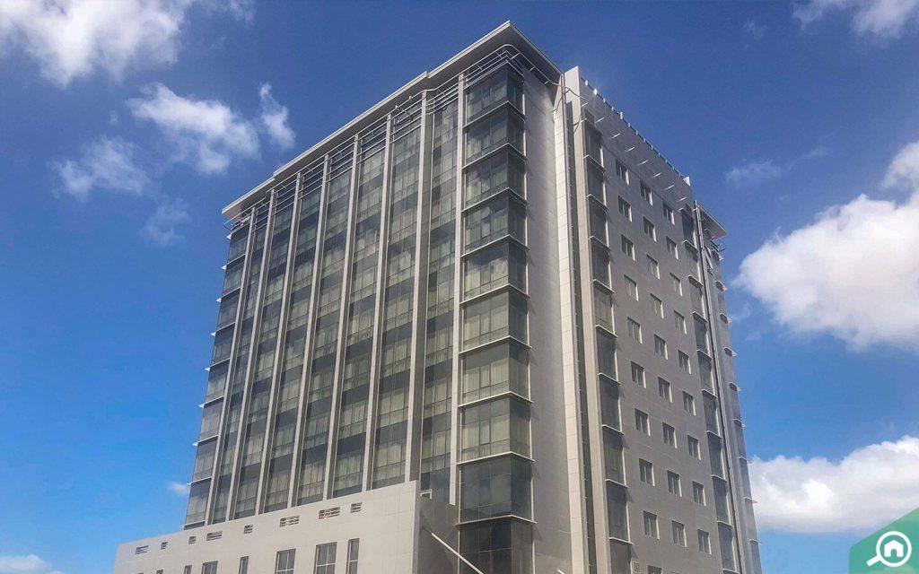 برج مساكن مونت روز