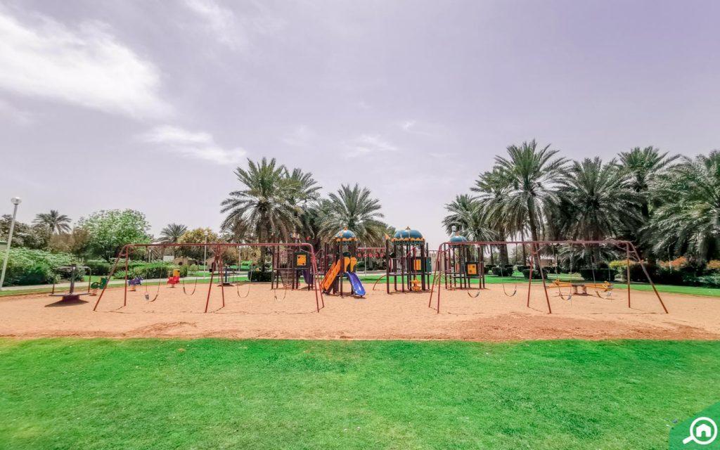 jahili park near al mutarad