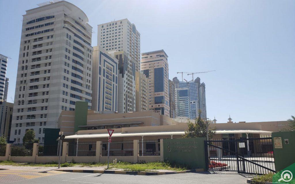 Victoria International School