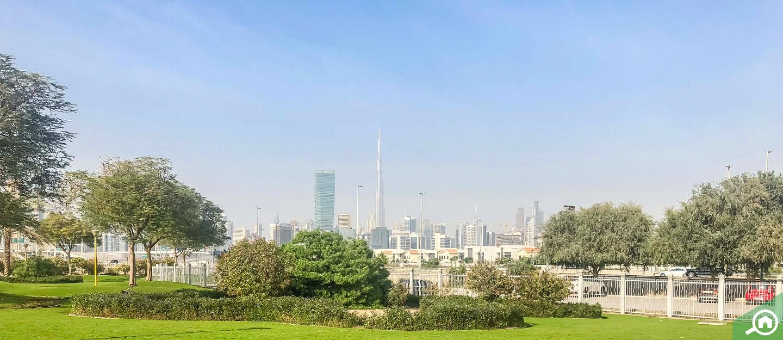 القوز الصناعية دبي