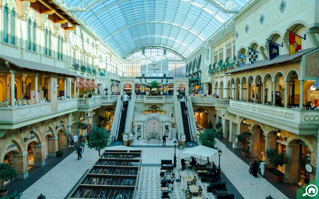 مركز ميركاتو للتسوق