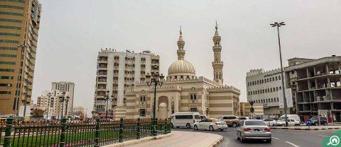 Al Gharb, Sharjah
