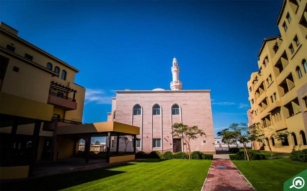 مسجد مجتمعي