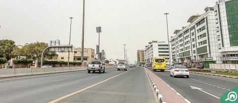 Industrial Area 7, Sharjah