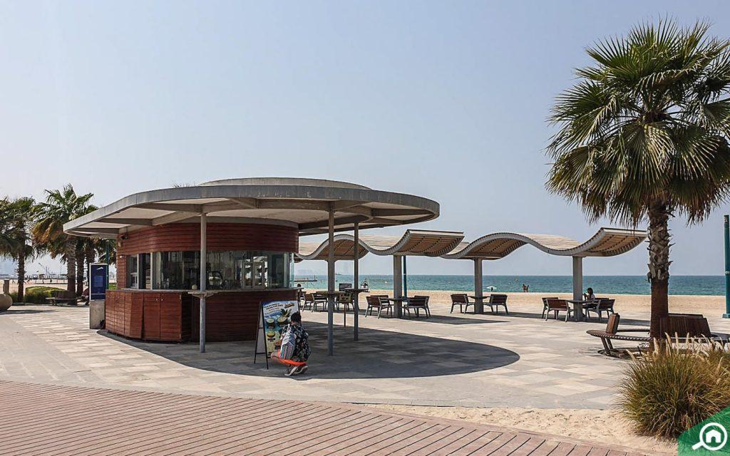 kite beach near al reem 1