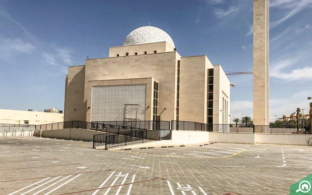 JVC Mosque