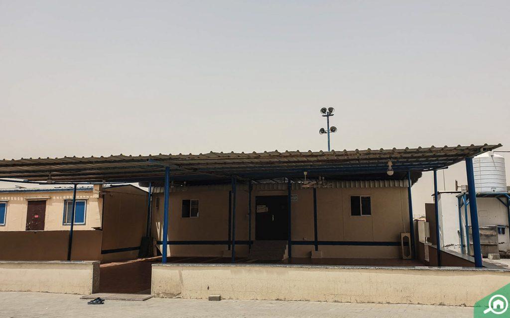 مسجد النعمان بن المقرن