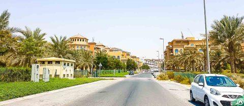 Oxford Villas, Jumeirah Village Circle