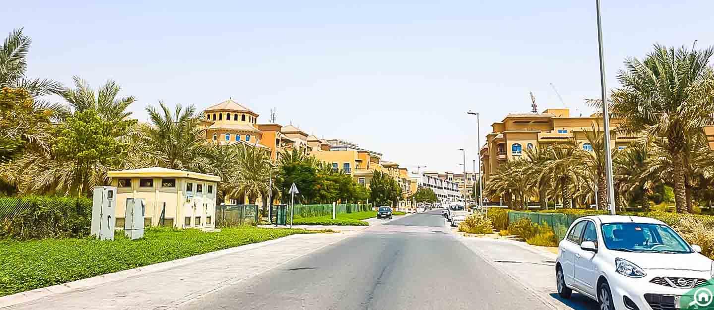 Oxford Villas, Jumeirah Village Circle, Dubai, United Arab Emirates