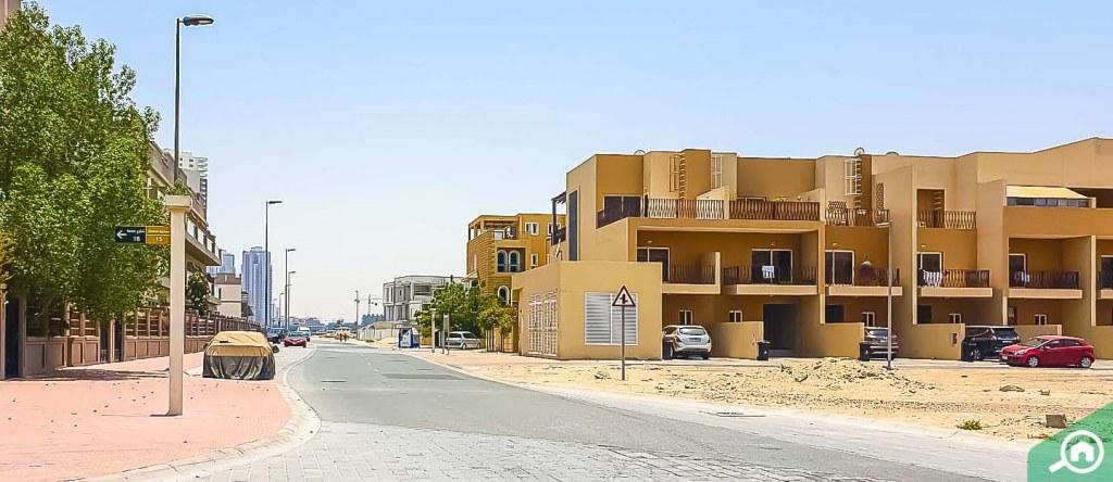 jvt district 3c, united arab emirates area guide