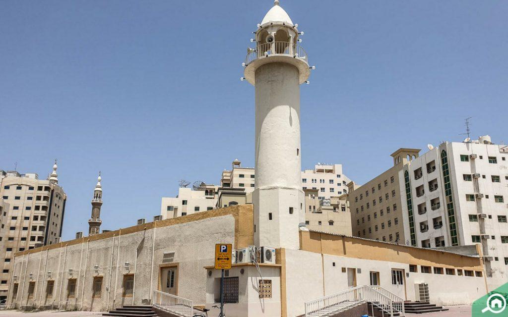 مسجد بن درويش