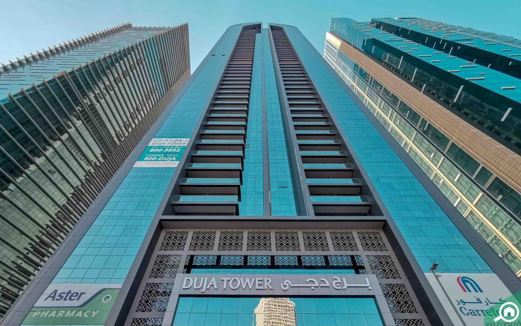 Duja Tower, Sheikh Zayed Road