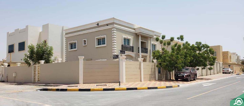 Mughaidir Suburb, Sharjah, United Arab Emirates
