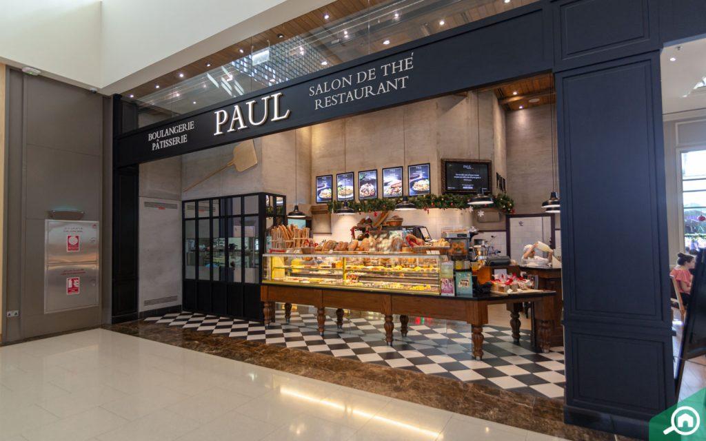 مطعم ومخبز بول