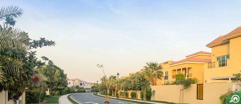 Penta Villas, Jumeirah Village Circle