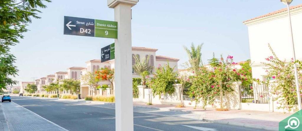 JVT District 9H, Dubai, United Arab Emiratesarea guide