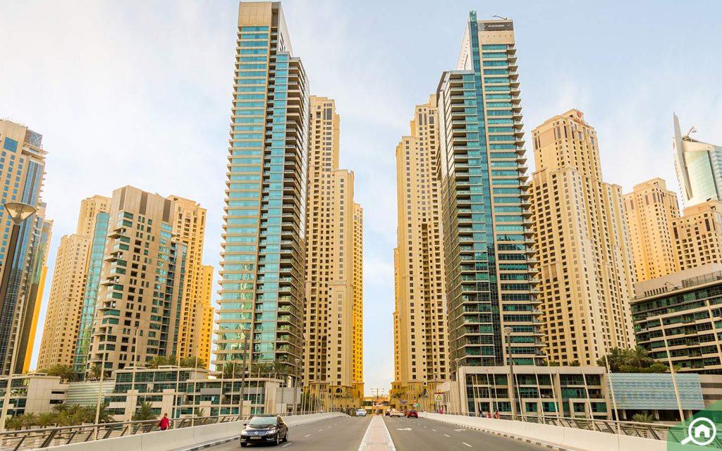 jumeirah beach residence jbr
