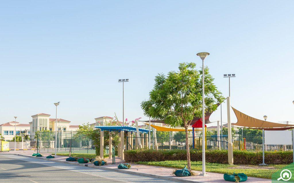 park near district 9h