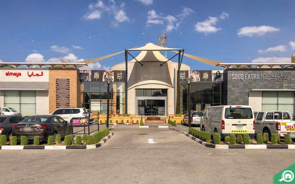 souq extra in dubai investments park